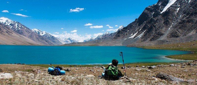 Karambar Lake Chitral