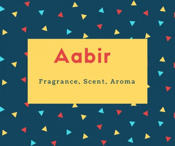 Aabir Name Meaning