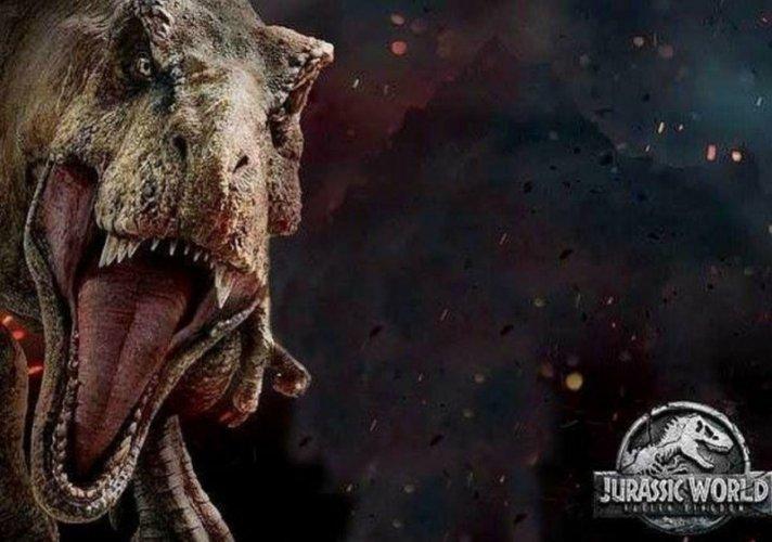 Jurassic World Fallen Kingdom 3