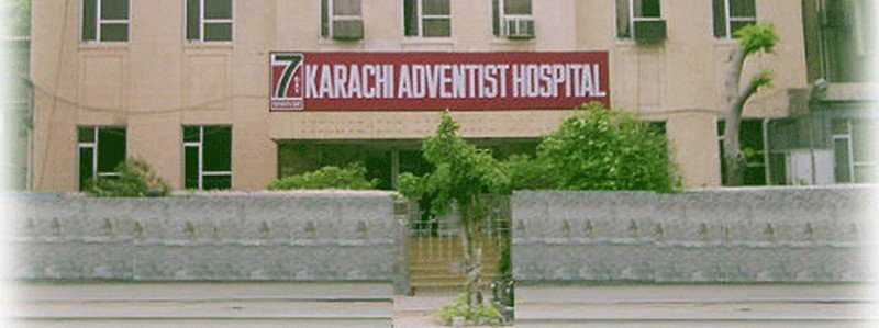 Karachi Adventist Hospital cover