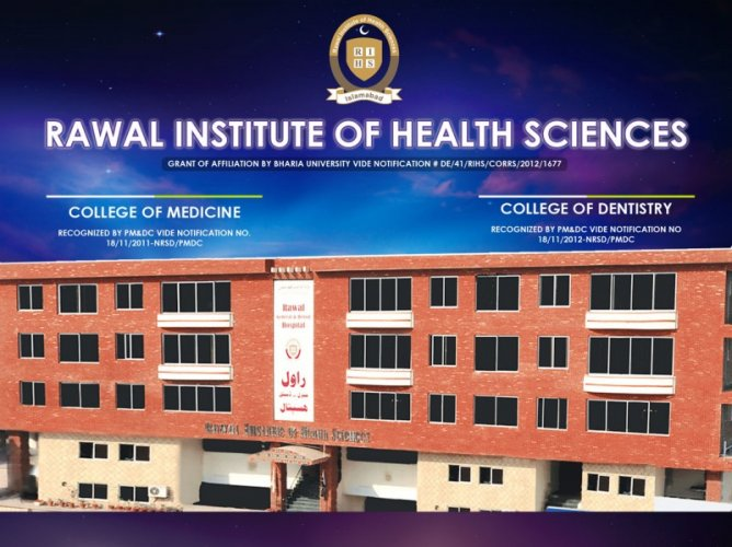 Rawal Institute of Health Sciences - Cover