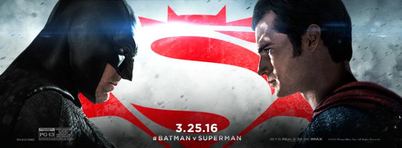 Batman v Superman Dawn of Justice Cover 2