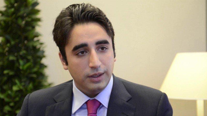 Bilawal Bhutto Zardari Cover