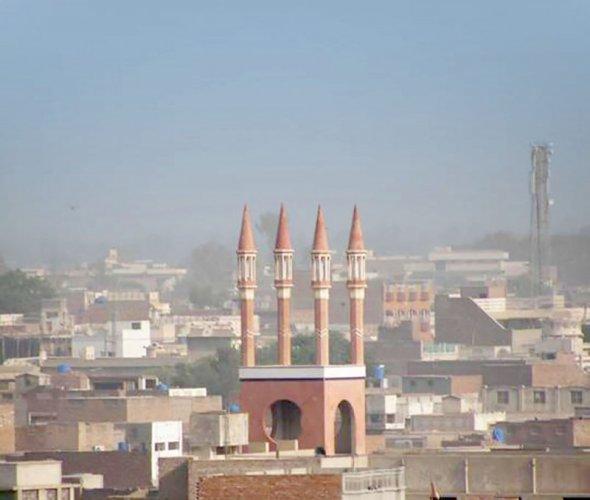 Char Minar Masjid 2