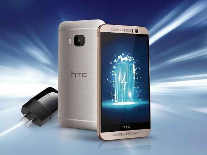 HTC One M9 Prime Camera Silver