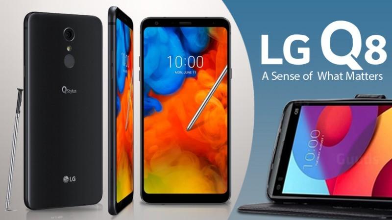LG Q8- Price,Specs,Reviewqs,Comparison
