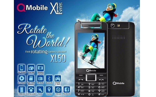 QMobile XL50 Features