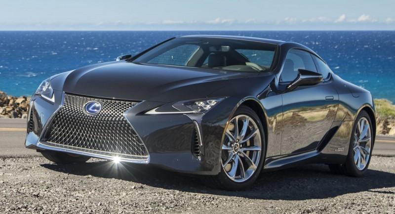 Lexus LC - Car Price