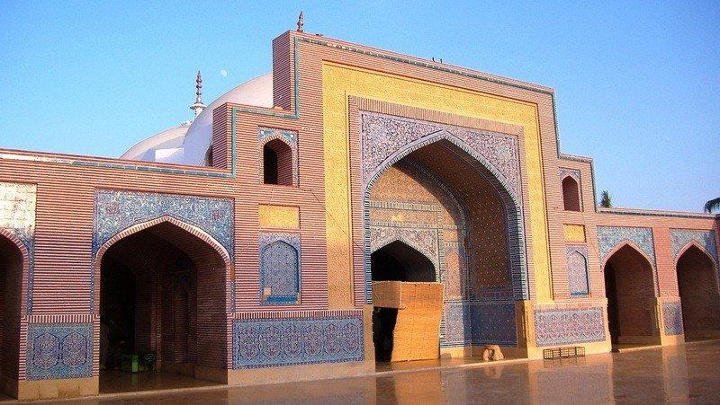 Shah Jahan Mosque 1