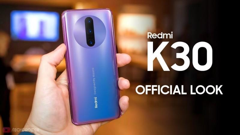 Xiaomi Mi k30 Price, Specs, Comparision