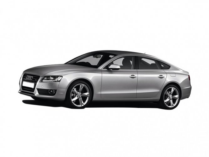Audi A5 Sportback Over view