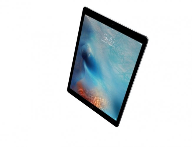 Apple iPad Pro Wifi+4G 128GB Side View