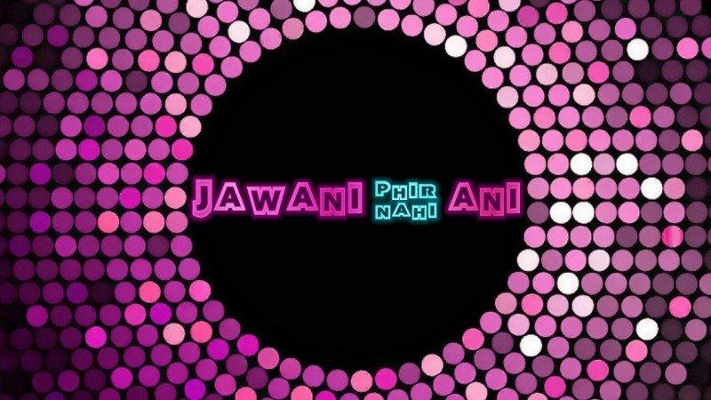 Jawani Phir Nahi Ani Cover 002
