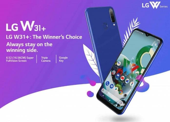 LG W31 - Price, Specs, Review, Comparison