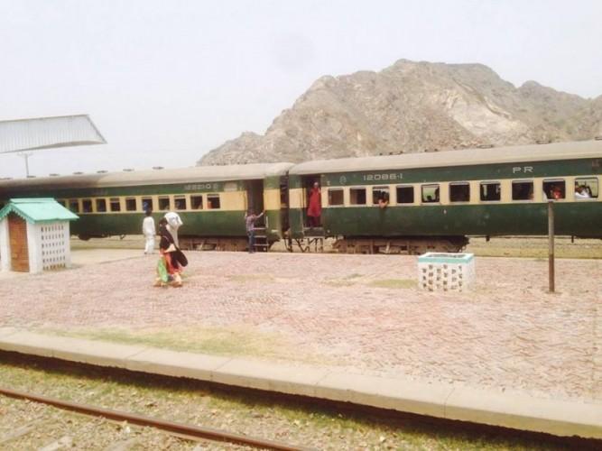 Chenab Express
