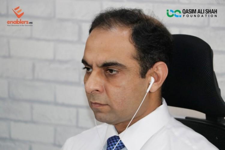 Qasim Ali Shah - Complete Information