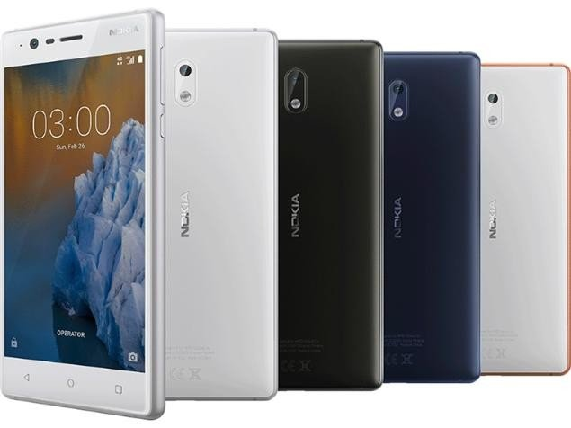 Nokia 3 - specs, reviews and price