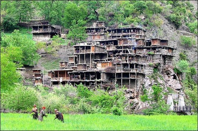 Birir Valley Chitral