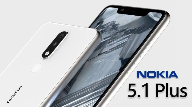Nokia 5.1 Plus - Price, Comparison, Specs, Reviews