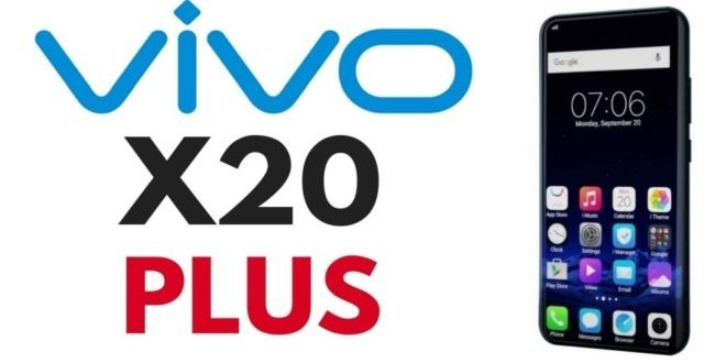 Vivo X20 Plus - Price, Comparison, Specs, Reviews