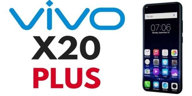 Vivo X20 Plus - Price, Comparison, Specs, Reviews