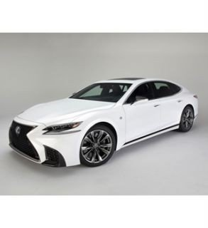 Lexus LS 500 F Sports 2018 - Prices, Features and Reviews