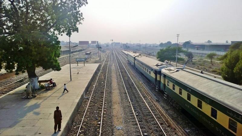 Shalimar Express Complete Information