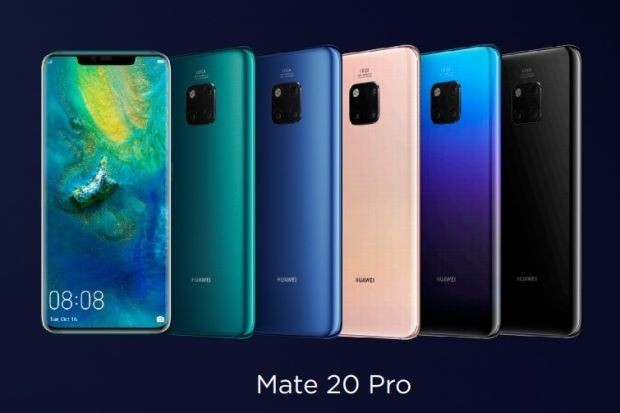 Huawei Mate 20 Pro - Price, Comparison, Specs, Reviews