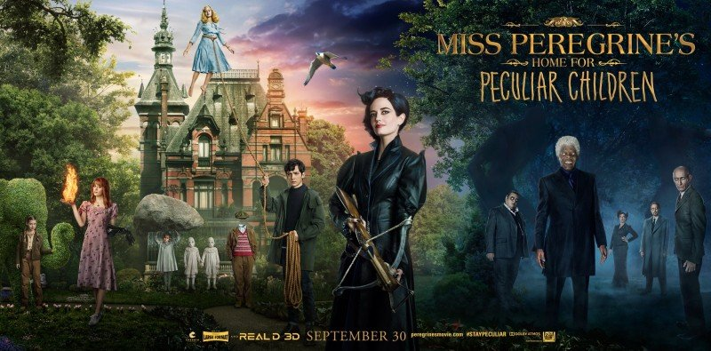 Miss Peregrine's Home for Peculiar Children 25