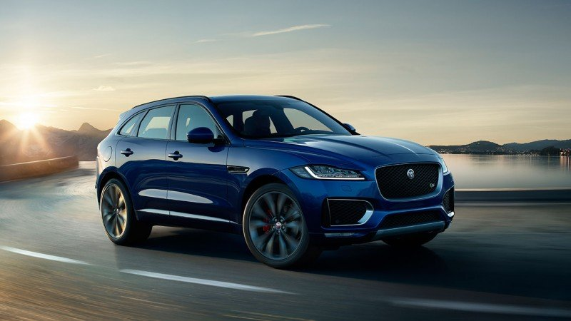 Jaguar F-Pace - Price in Pakistan