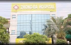ZhongBa Hospital Outside View
