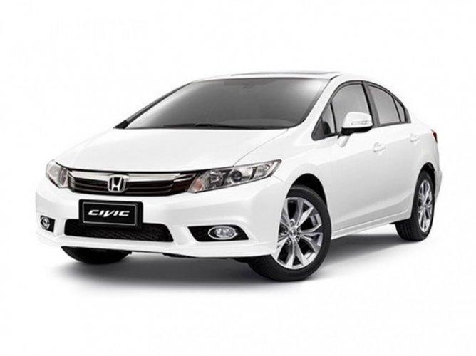 Honda Civic VTi 1.8 i-VTEC Prosmatec Over view