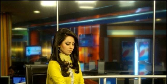 Gorgeous Samia liaqat in Yellow Dress