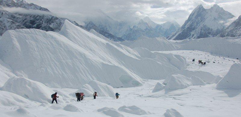 Batura Glacier