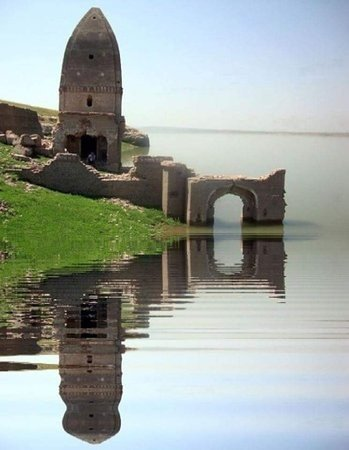 Mirpur Old City Ruins
