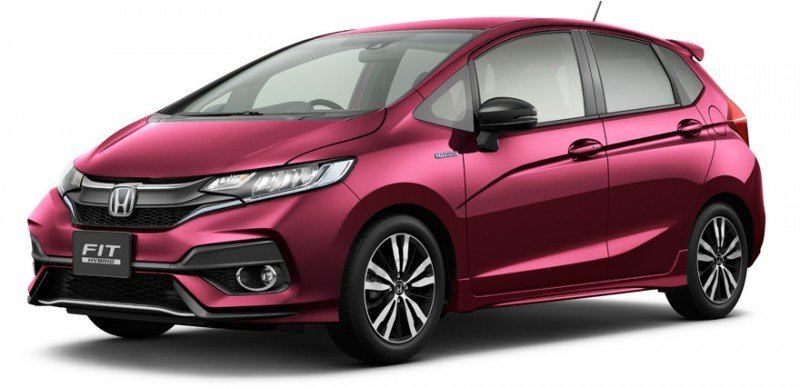Honda Fit Hybrid L Package 2018 - Price in Pakistan