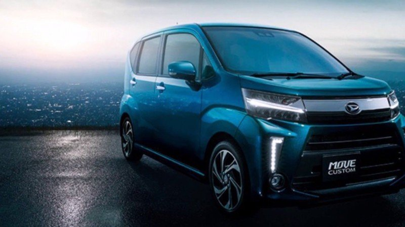 Daihatsu Move X 2018 - Price in Pakistan