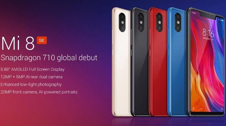 Xiaomi Mi 8 SE - Price, Comparison, Specs, Reviews