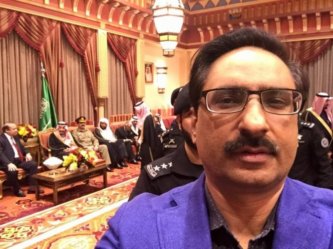 Javed Chaudhry Biography Height Age Family Net Worth