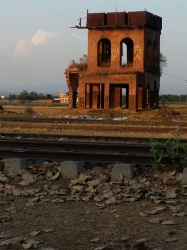 Hanapur Railway Station