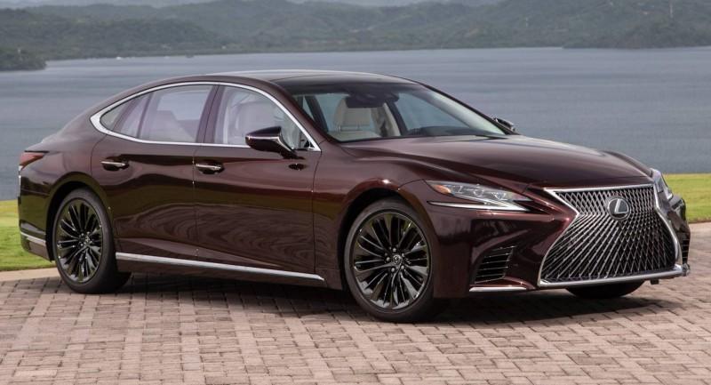 Lexus LS - Car Price