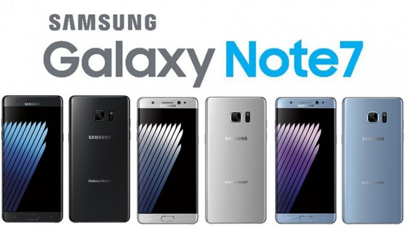 Samsung Galaxy Note 7 Cover 2