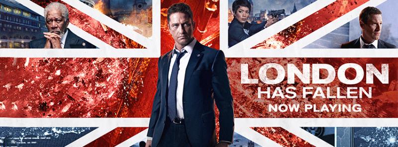 London Has Fallen (2016) 2
