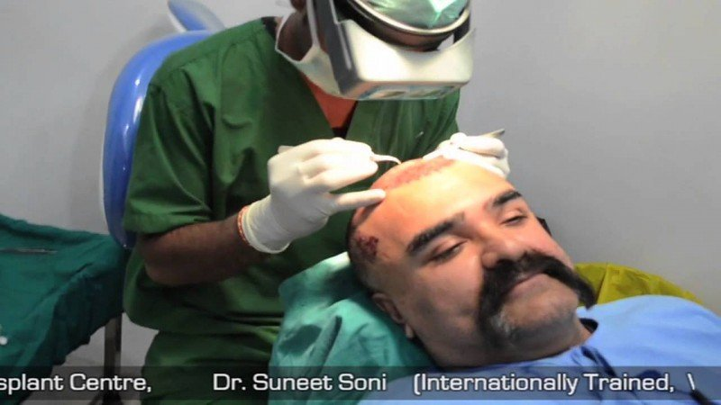 Hair Transplant and Laser Cosmetic Surgery Centre cover