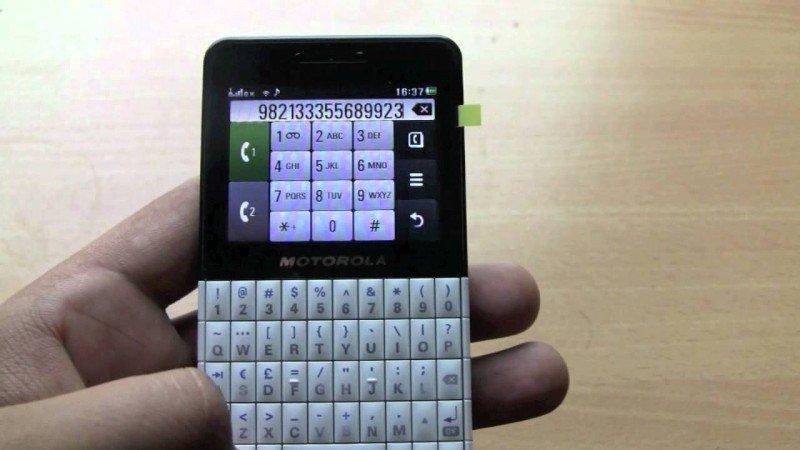 Motorola EX119-003