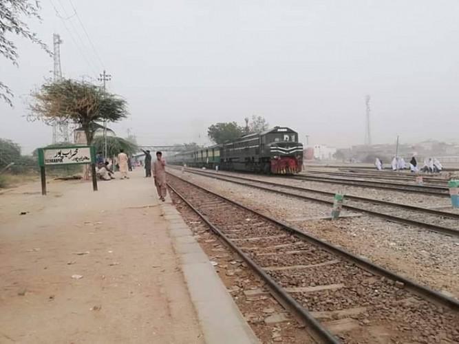 Mehrabpur Junction Railway Station