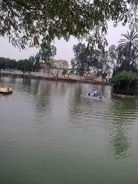 Chaman Zar Askari Lake Park 2