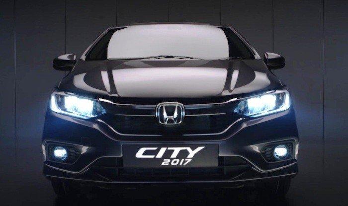 Honda City 2017 - Facelift