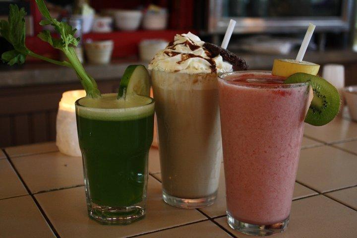 Fresh Juice Bar & Burgers