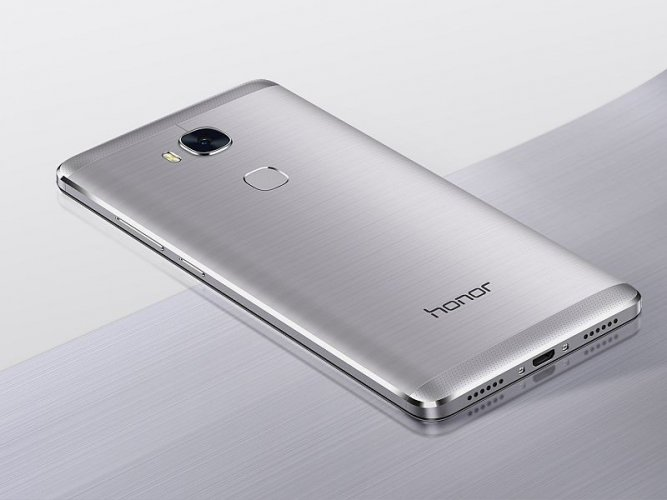 Huawei Honor Holly 2 Plus Back View